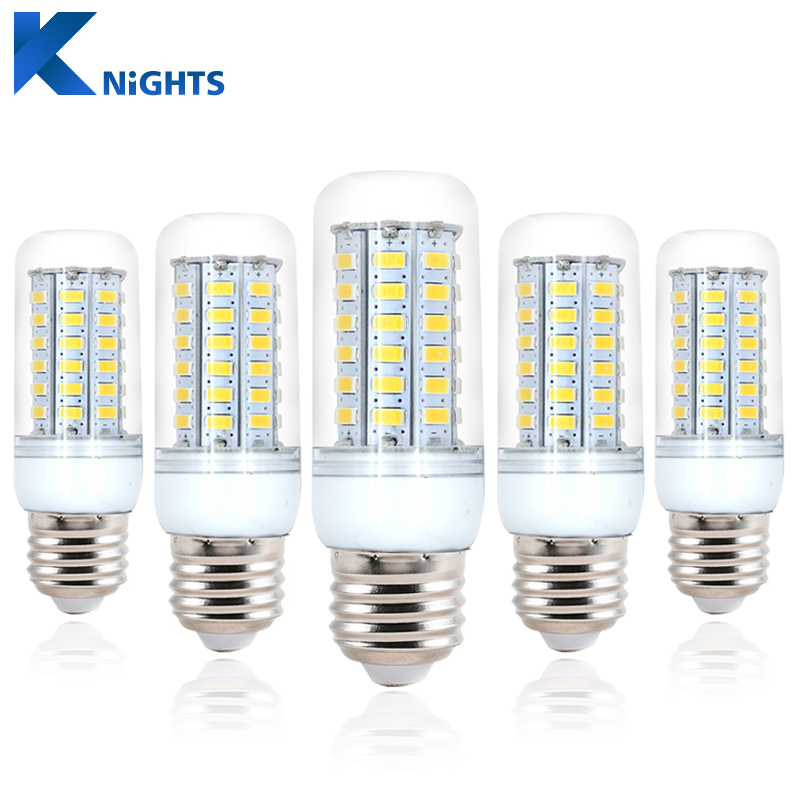 Buy lampada led lamp e27 220v 240v led corn bulb smd5730 lamp led bulbs 24 36 The light bulb store