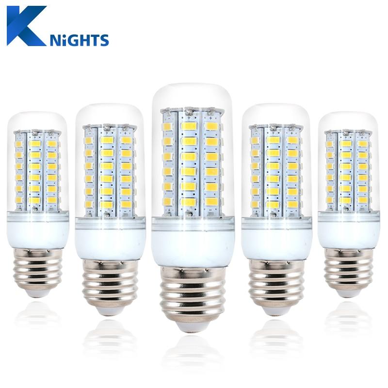Buy lampada led lamp e27 220v 240v led corn bulb smd5730 lamp led bulbs 24 36 The light bulb store