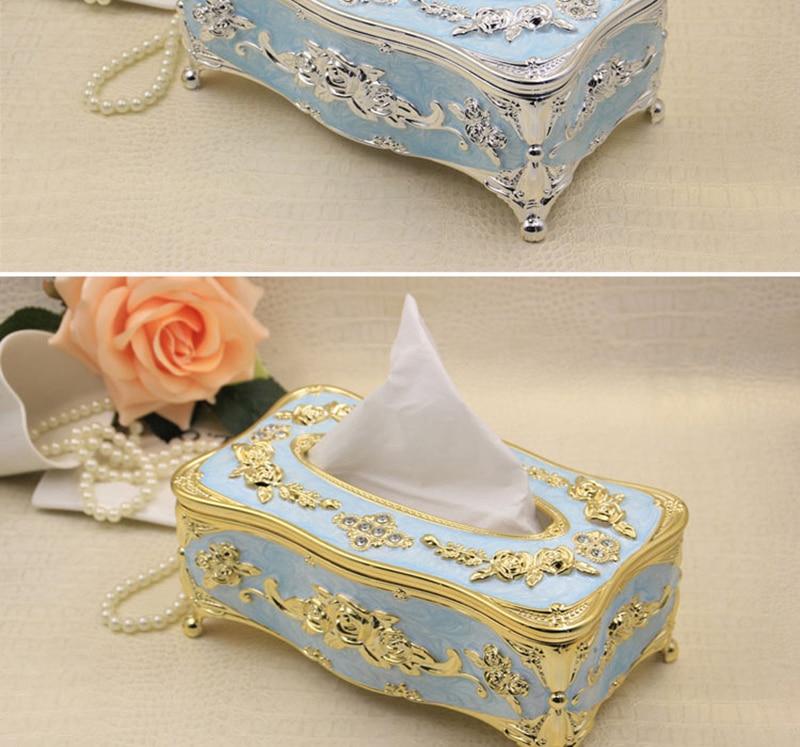 European multi-purpose tissue box25
