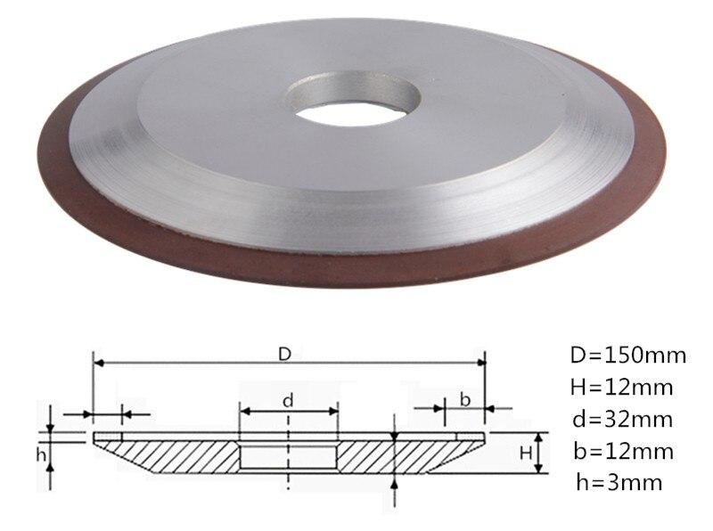 hypotenuse para o cortador de trituração do carboneto powertool