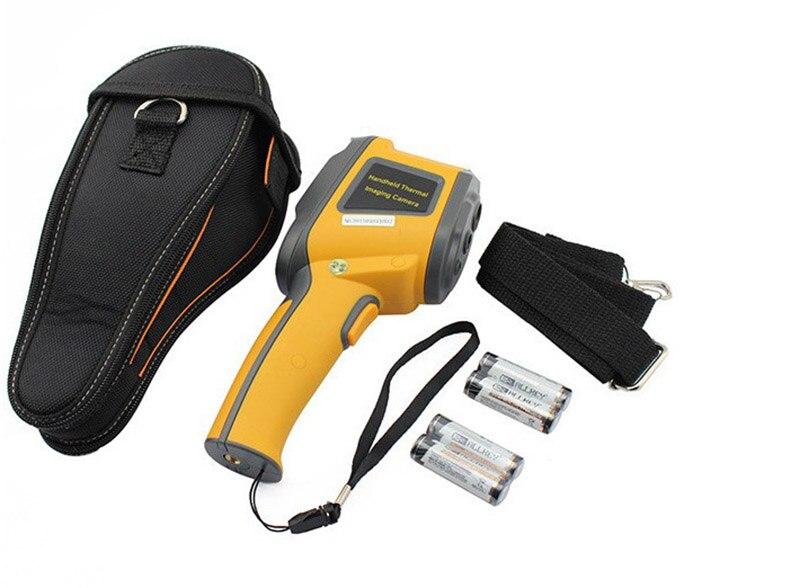HT-02 Thermal Imaging Camera Handheld Thermal Camera , thermal imager IR Infrared thermal camera 2.4 inch Color screen display