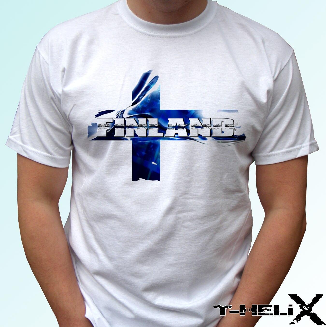 Finland text Kids T-Shirt
