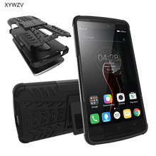 sFor Coque Lenovo A7010 Case Shockproof Hard Silicone Phone For Cover Vibe X3 Lite / K4 Note Shell