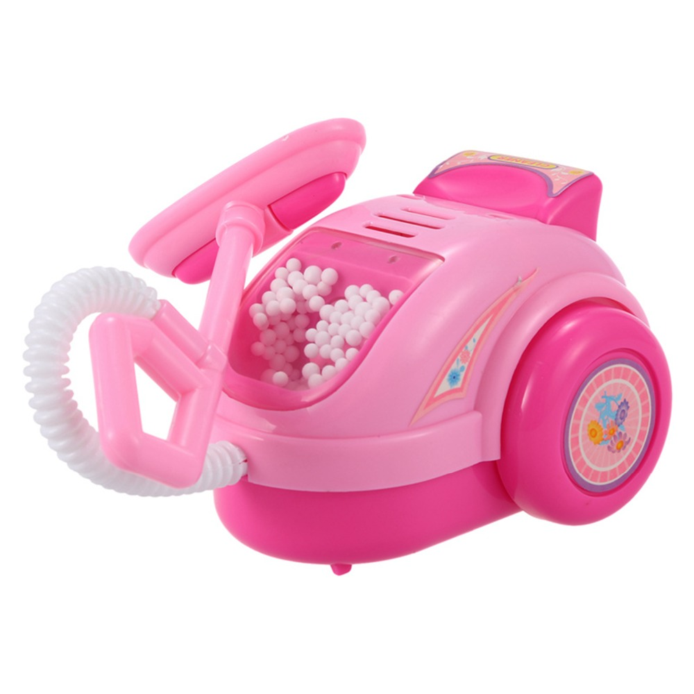 Best Sale Baby Kids Developmental Educational Pretend Play Home Appliances Housework Toys: Vacuum Cleaner