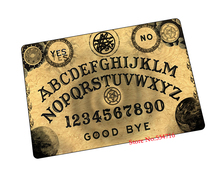 ouija board mouse pad High quality gaming mouse pad laptop large mousepad High-end notbook computer pad to mouse gamer play mats