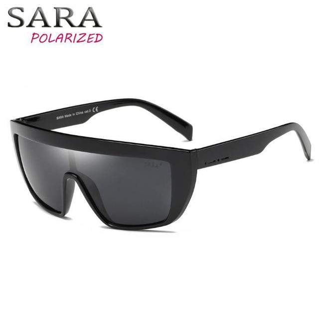 960463d32a SARA New Polarized Sunglasses Men Women Luxury Brand Glasses Gafas De Sol  Masculino Driving Female Vintage