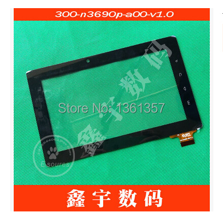 New original 7 inch tablet capacitance touch screen 300-N3690P-A00-V1.0 free shipping