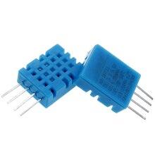 20 piezas DHT11 DHT 11 Sensor Digital de temperatura y humedad para KIT de bricolaje