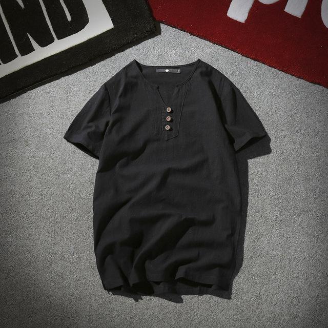 Men T-Shirt Cotton Tops Tees Men Summer Casual Short Sleeve O Neck Tshirt Summer men clothes