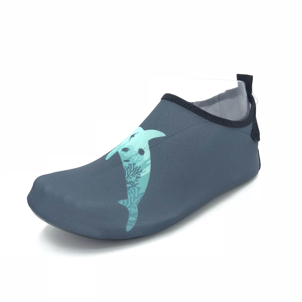 Athletic Water Shoes Yoga shoes Barefoot Quick Dry Aqua Shoes Slip on For Men Women Unisex Footwear in Upstream Shoes from Sports Entertainment