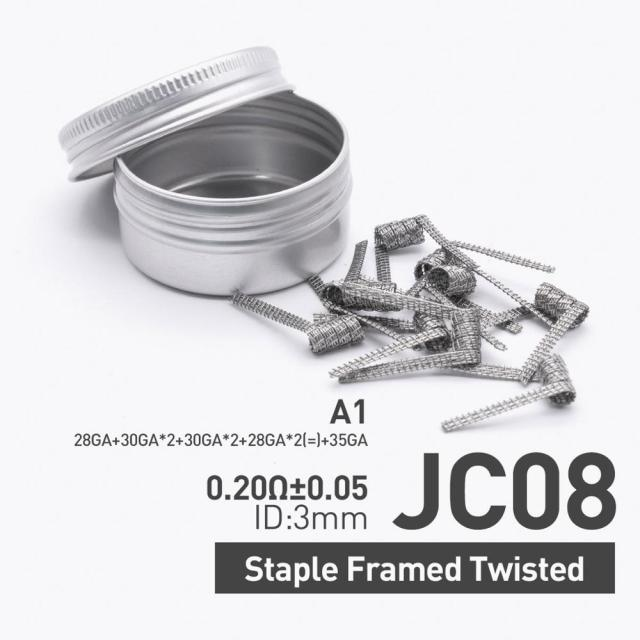 Staple Framed Twiste