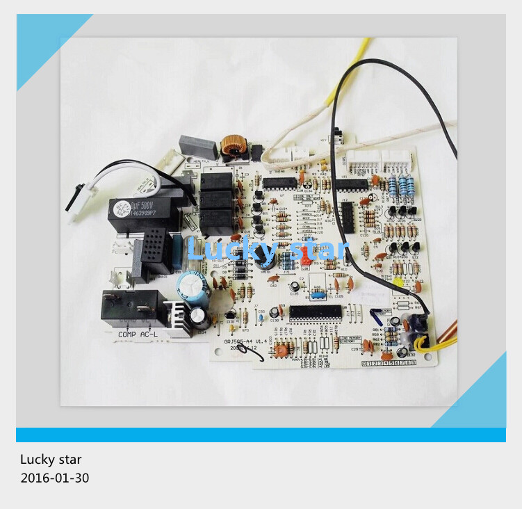 95% new for Gree Air conditioning computer board circuit board M505F3 GRJ505-A1 301350862 good working