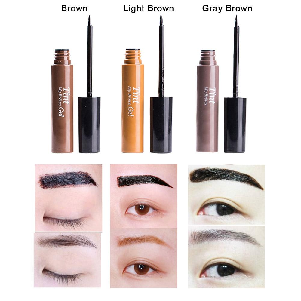 Professional Waterproof Eyebrow Tint My Brows Gel Makeup 3 Color