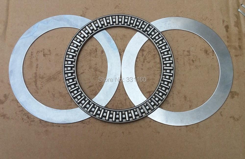 10 pièces 889118,90*120*4/6mm AXK90120 + 2AS butée roulement à aiguilles avec deux rondelles chacune