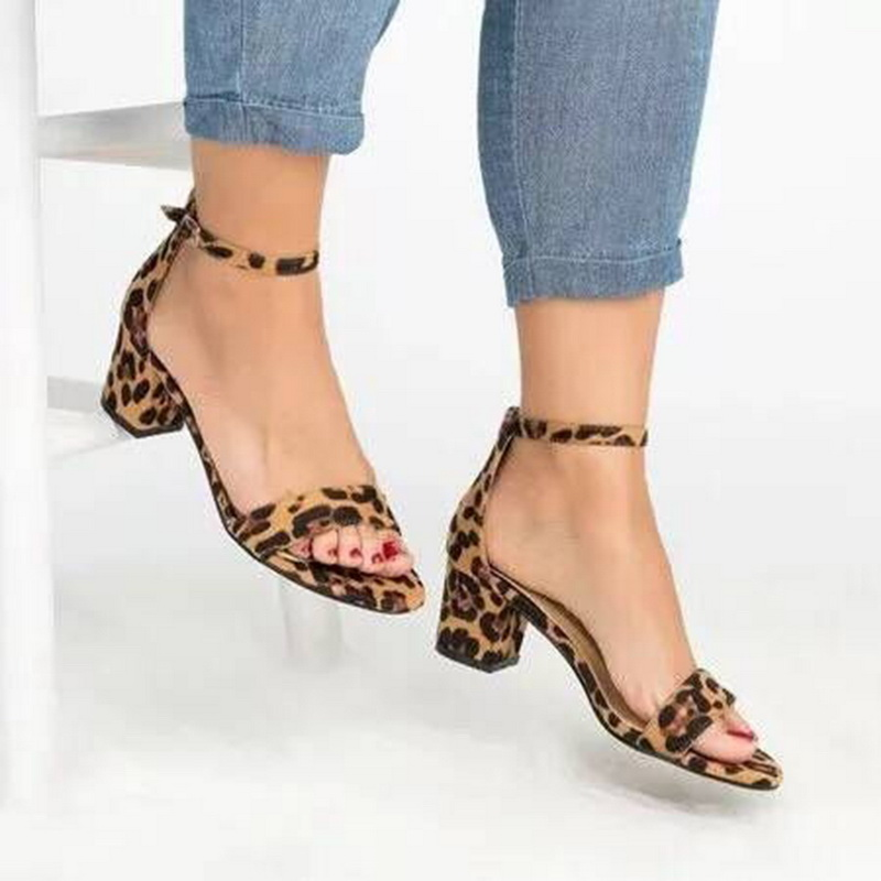 Litthing Fashion Women Sandals Summer Fashion Ankle Strap Heels Shoes Open Toe Chunky High Heels Party Dress Sandals FemaleLitthing Fashion Women Sandals Summer Fashion Ankle Strap Heels Shoes Open Toe Chunky High Heels Party Dress Sandals Female