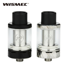 Original WISMEC Reux Mini Atomizer 2ml Tank No Coil Top Filling Airflow Adjustable Reux Mini Tank Fit for RX200/RX200S Mod