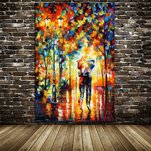 100% Handpainted Abstract Decoration…
