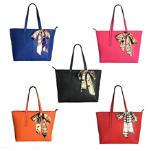 Lady Handbag Shoulder Bag Tote Purse New Fashion PU Leather Women Messenger Bag 5Colors Available(China (Mainland))