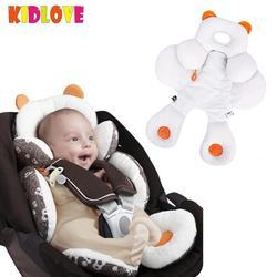 Bebé asiento seguro portátil niños suave engrosamiento esponja de asiento de seguridad de apoyo cojín bebé asientos de coche de alta calidad