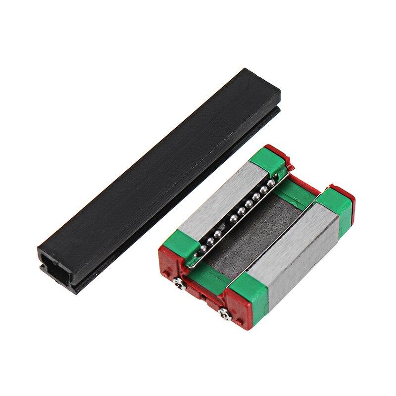 MGN9C Linear Schiene Block Lager Stahl für MGN9 Linear Schiene Führungs CNC Hardware-Tool