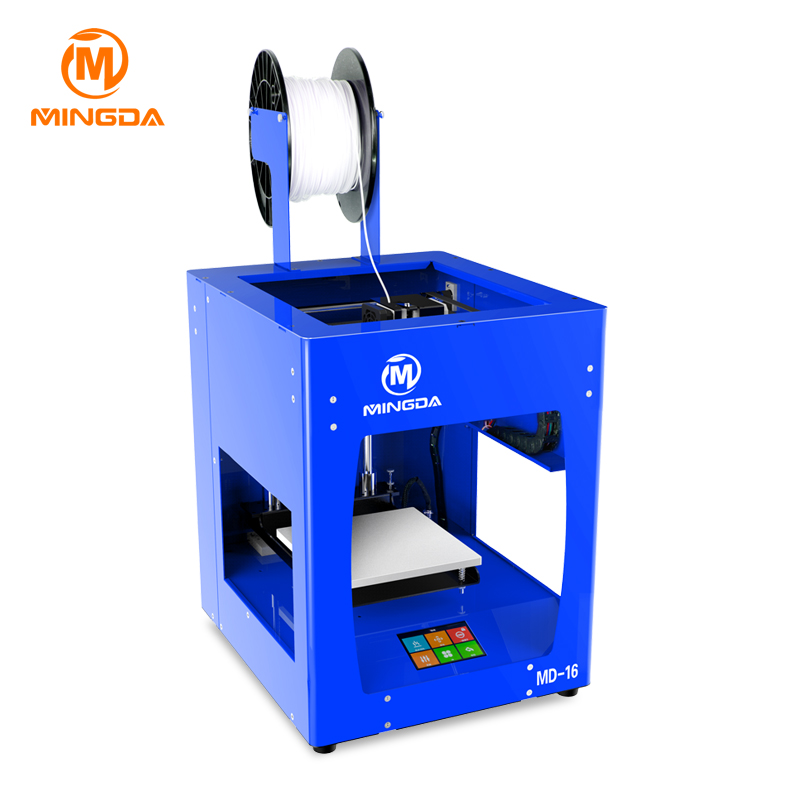 High Precision 3D Printer Machine Professional Fdm 3D Printer Qood Quality 3D Printing Machine Md 16 29|3D Printers| |  - title=