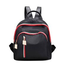 Fashion Large Capacity Bag Student Travel Backpack Women Girl Backpack Woman Carry Care Bags
