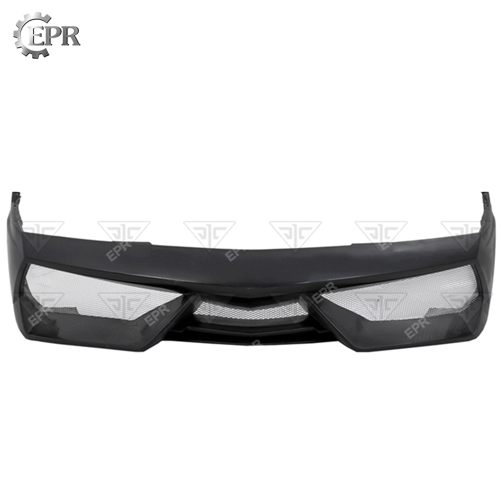 Body Kit Tuning Trim For Lp550 Bumper To Ensure A Like-New Appearance Indefinably 200x58x78cm Frugal 570 Style Front Bumper For Lamborghini Lp550 use On Lp550