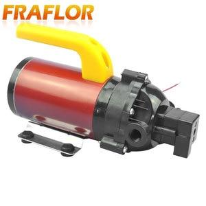 Image 3 - Car Washer Pump High Pressure Washer Power Pump System Kit DC 12V 120W Household Car Washer Washing Machine With Metal Gun