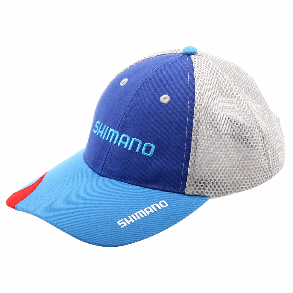 1ba198f9e9a8a SHIMANO Brand Outdoor Sports Fishing Tackles Adjustable Exquisite Hat For  Men Women Sunshade Sport Baseball