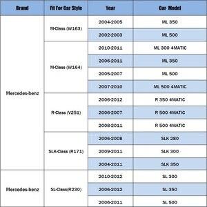 Image 5 - 메르세데스 벤츠 M 클래스 W163 W164/R 클래스 V251/SLK 클래스 R171/ SL 클래스 R230 2003 2004 2005  2012 모델 필터에 맞는 오일 필터