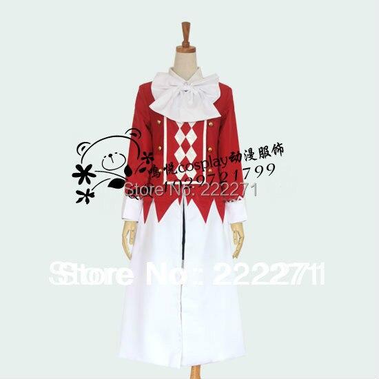 Cos Pandora coeurs l'intention de l'abîme Alice Cosplay Costume fantaisie fête vêtements S M L ensemble gratuit piste Anime