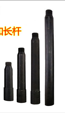 Hot sale of 4PCS SET extension bar rods with 160 230 300 400mm 28mm M22 for