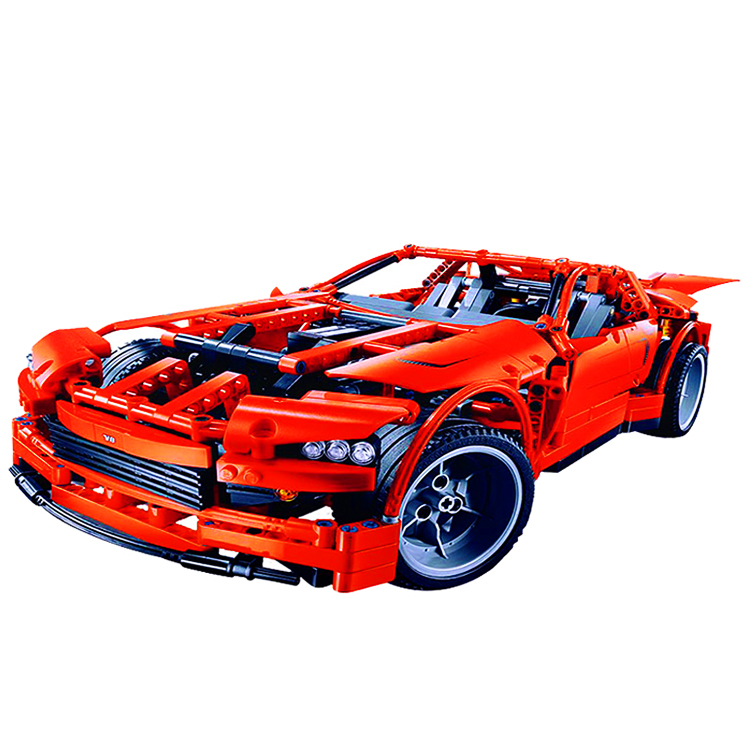 LEPIN20028  1281pcs Technic Series Car assembly toy car Model Building Block Diy Brick Educational Toy For children Gift 8070 building blocks stick diy lepin toy plastic intelligence magic sticks toy creativity educational learningtoys for children gift page 2