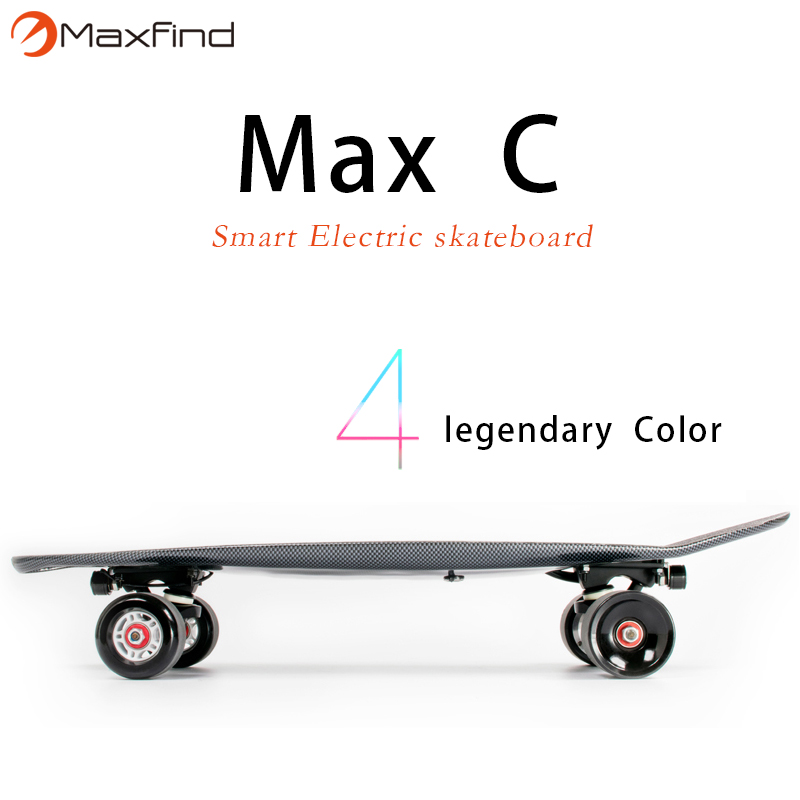 New Arrival Four wheel Street Long Skate Board Mini Cruiser Skateboard With