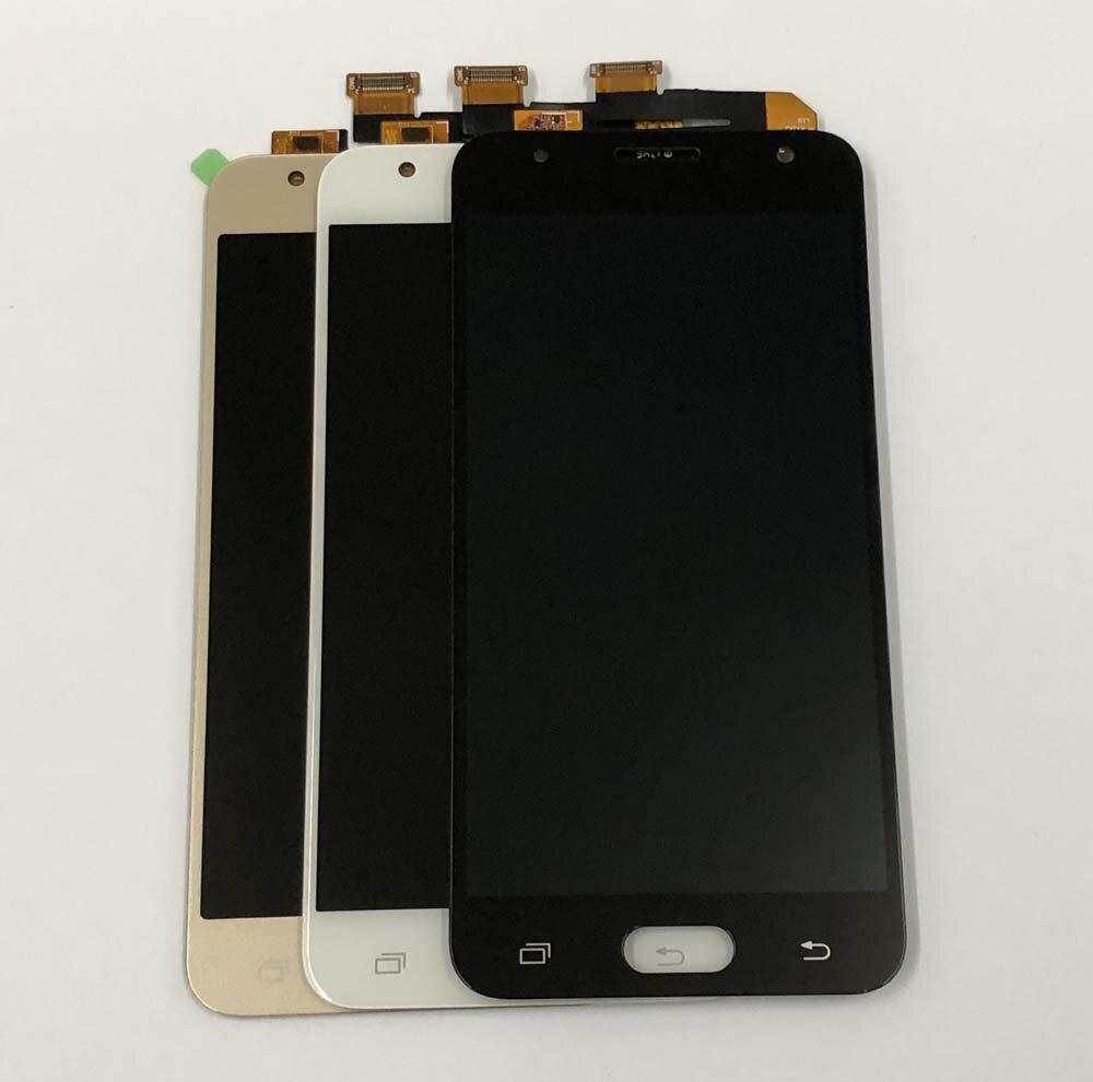Fr Samsung Galaxy J5 Prime G570 Lcd G570m G570y G570f Ds Volle Touchscreen Digitizer Sensor Display Montage