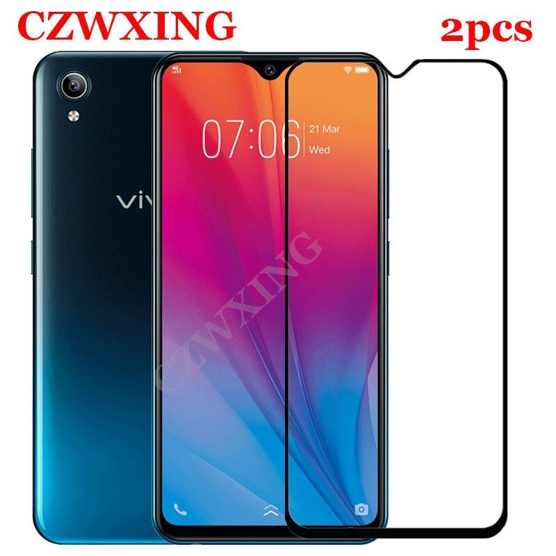2pcs For VIVO Y91C Tempered Glass Vivo Y91 Screen Protector For VIVO Y91C Y91 C VIVOY91C Full Cover Glass Film