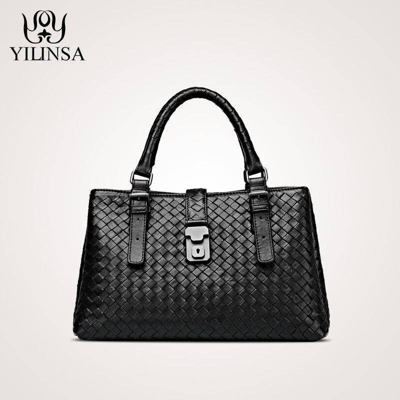 กระเป๋าถือหรูผู้หญิงออกแบบกระเป๋าขนาดใหญ่ความจุกระเป๋าภายในและกระเป๋าซิปกระเป๋าสตางค์แฟชั่น-ใน กระเป๋าหูหิ้วด้านบน จาก สัมภาระและกระเป๋า บน   1