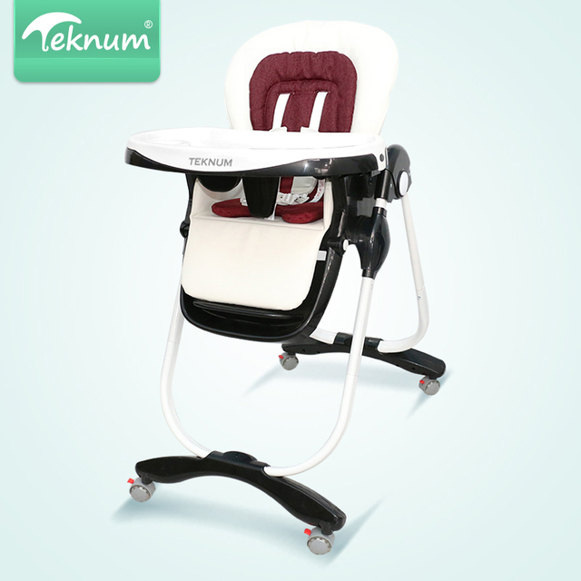 Kinderstoel Tafel Stoel.Teknum Baby Dining Chairportable Kind Kinderstoel Kind Eet Diner
