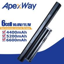 Аккумулятор для ноутбука 11,1 В для Sony Vaio bps26 VGP BPL26 VGP BPS26 VGP BPS26A SVE14A SVE15 SVE17 vgp bps26 VPC CA VPC CB VPC EG