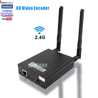 LX6000WF H.264 HD Wireless WiFi HDMI Video Encoder H264 IPTV Encoder Live Streaming Broadcast HDMI Video Recording RTMP Server