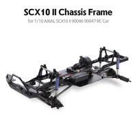 RCtown 313mm Wheelbase RC Crawler Frame Chassis For 1/10 Axial SCX10 / II 90046 90047 A611