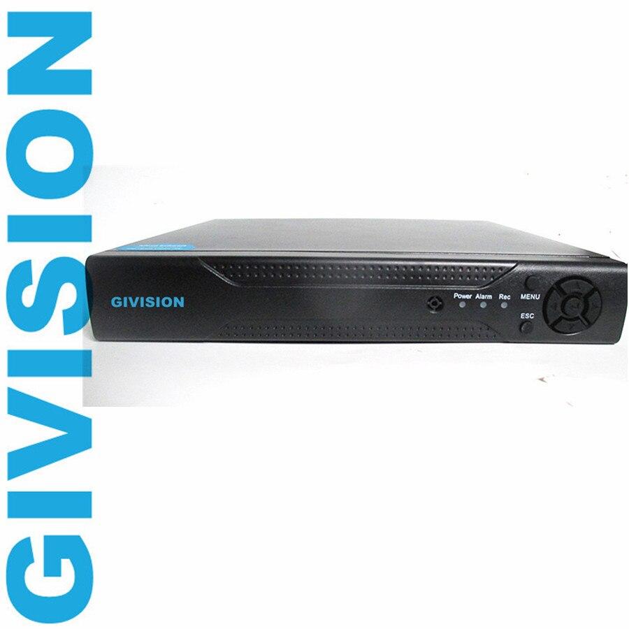 ahd hybrid dvr nvr 8ch 1080P FULL HD 960h H.264 network cctv video recorder dvr hdmi 8 channel p2p for Onvif ip ahd anlog camera
