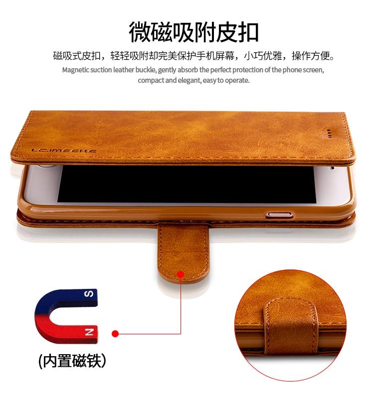 Retro Fundas Leather Case for iPhone 11/11 Pro/11 Pro Max 4