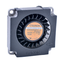 Революция в системах охлаждения GB0535AFV1-8 3,5 см 3510 5V 0,8 W центробежный турбо вентилятор Тетрадь микро Вентилятор охлаждения