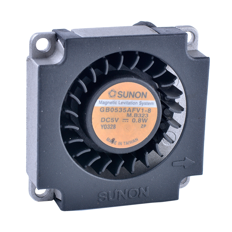 COOLING REVOLUTION GB0535AFV1-8 3.5cm 3510 5V 0.8W Centrifugal Turbo Fan Blower Notebook Micro Cooling Fan