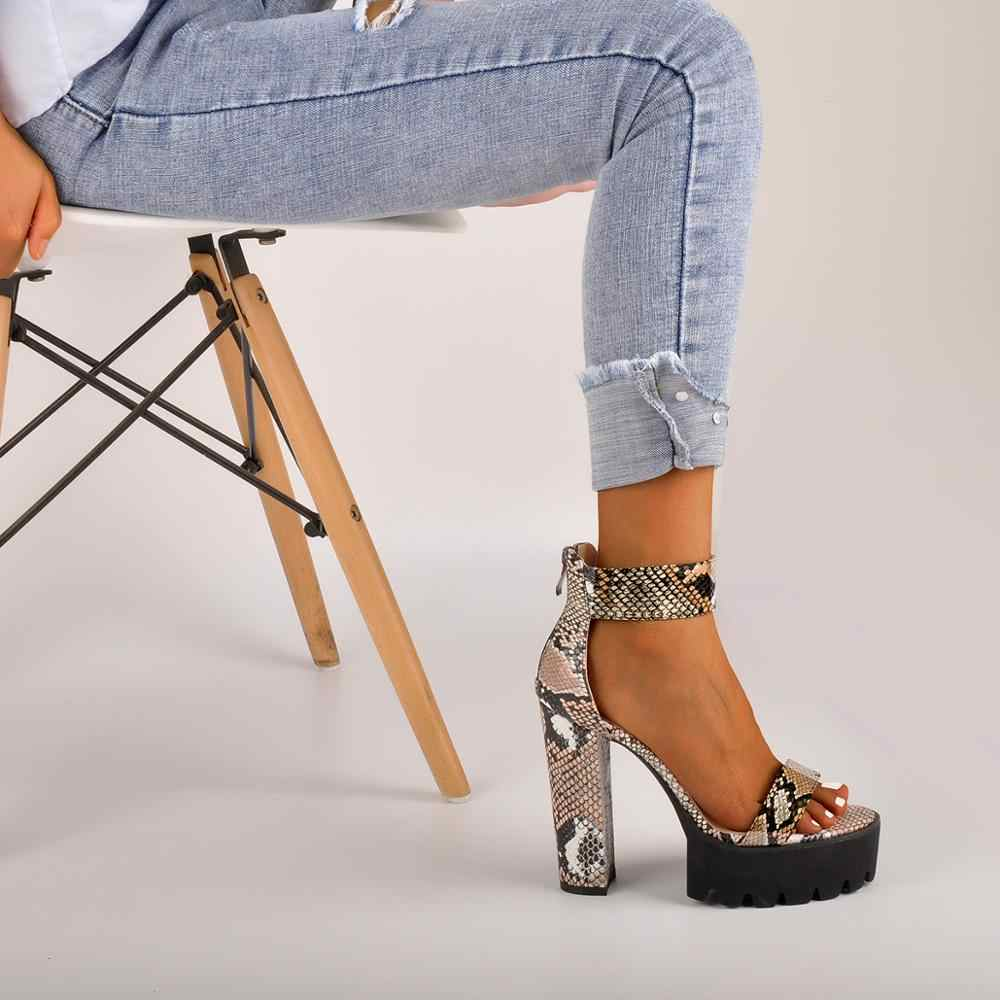 Onlymaker Sexy Women Ankle Strap