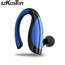2017 Bluetooth Headset Unilateral Business Wireless Sports Headsets Music Earphone with Microphone for xiaomi iphone HTC