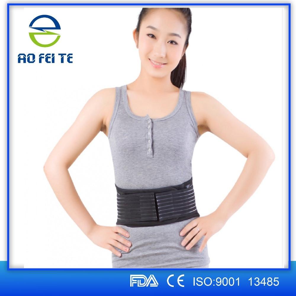 Magnetic Belt Tourmaline Belt Back Support Back Massager Magnetic Therapy Belt for Women Men Tourmaline Products Back Pain Y011