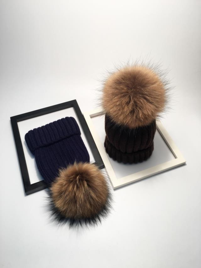 winter hats for women pom pom hat  (16)