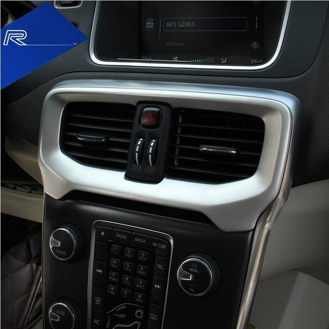 Suitable for Volvo V40 modified special control in the outlet V40CC ...